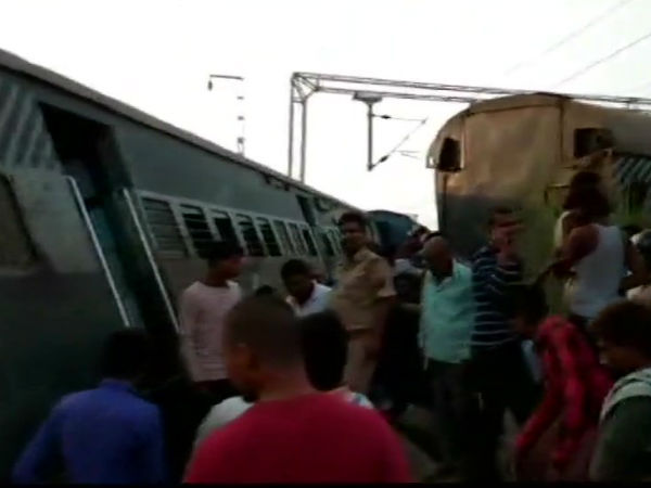 Train Accident Raebareli 5 Died