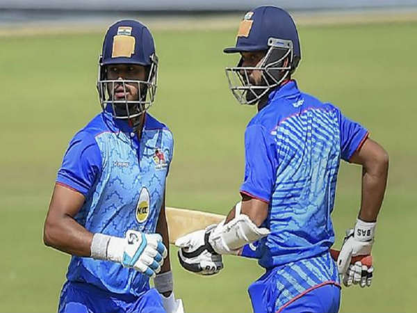 Vijay Hazare Trophy Mumbai Defeated Delhi Won Third Time Trophy
