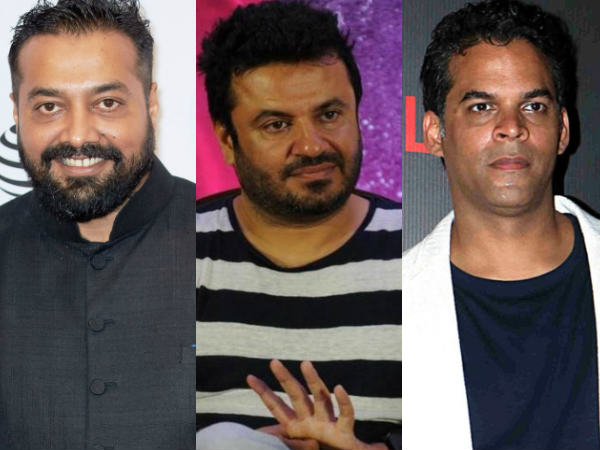 Metoo Vikas Bahl Files 10 Defation Case Against The Anurag Kashyap And Vikramaditya Motwani