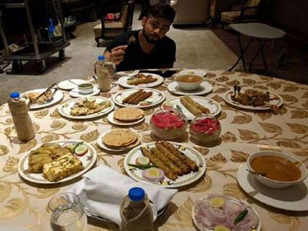 Virat Kohli Leaves Non Veg Diet Becomes Vegetarian