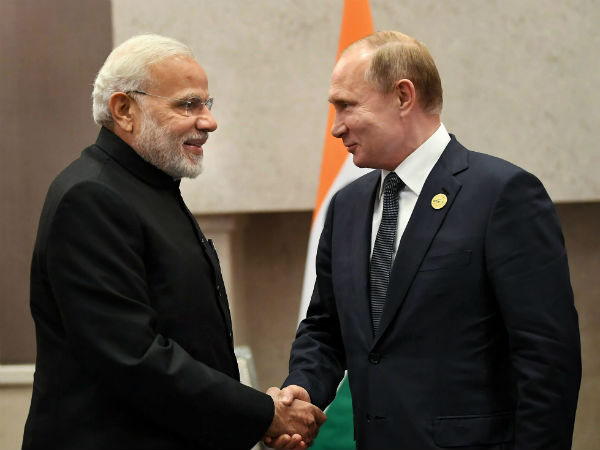 Russian President Vladimir Putin Is India Today
