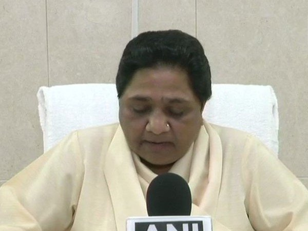Mayawati Claims Digvijaya Singh Do Not Wish A Congress Bsp