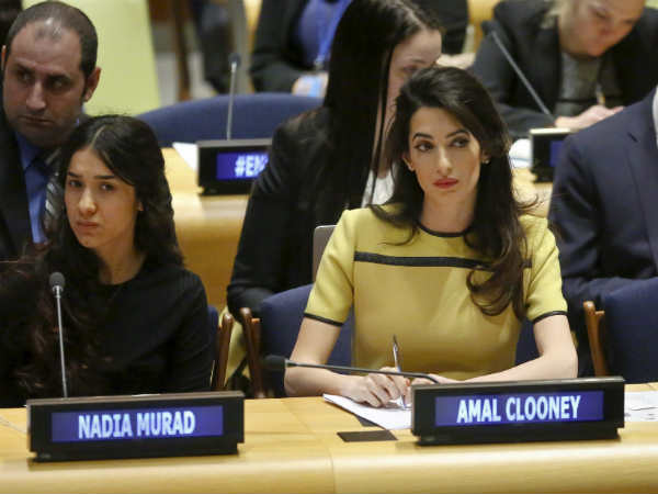 All About Nadia Murad From Is Slave Nobel Laureate
