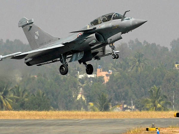 Rafale Deal Dassault Aviation Says It Chose Reliance Defence