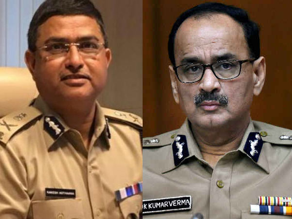 War Within Top Officials Cbi Number 2 Officer Alleges Direct