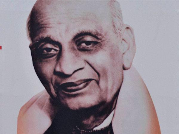 As Tribute Freedom Icon Sardar Vallabhbhai Patel On His 143r