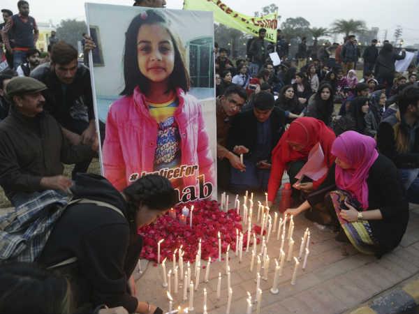 પાકિસ્તાનઃ લાહોરની જેલમાં માસૂમ જૈનબના હત્યારાને ફાંસીએ લટકાવાયો