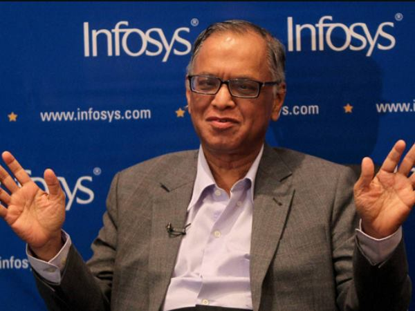 Infosys Founder Narayana Murthy Backs Pm Narendra Modi Secon