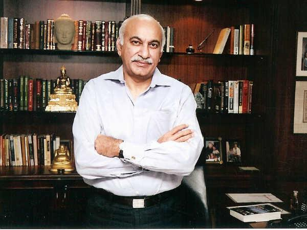 Journalist Hits Back At Mj Akbar Says Relationship Based On
