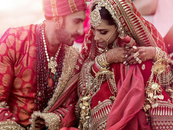 Visuals Deepika Padukone Ranveer Singh After Getting Marri