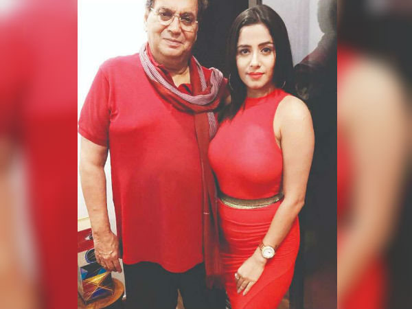 Kate Sharma Finally Files Sexual Harassment Case Against Subhash Ghai
