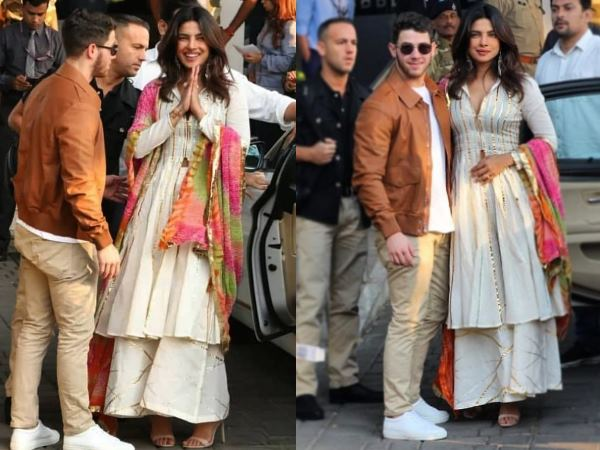 Nickyanka Wedding Priyanka Chopra Nick Jonas Reaches Jodhpur With Family