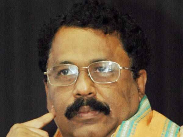 Sabrimala Temple Row Sensational Audio Tape Bjp Kerala Head