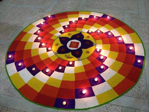 Rangoli Designs 2018 Latest Diwali Rangoli Designs Images Photos And Pictures