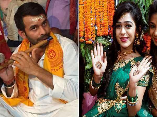 Tej Pratap Yadav Withdraws His Divorce Petition Against Wife Ishwarya