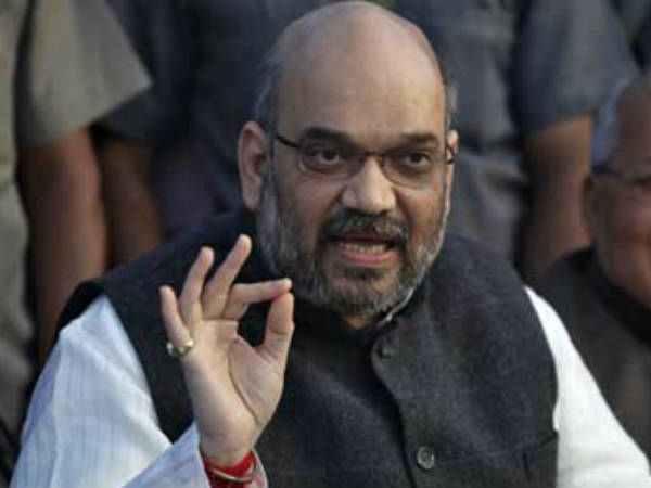 We Will Win Three States Says Amit Shah
