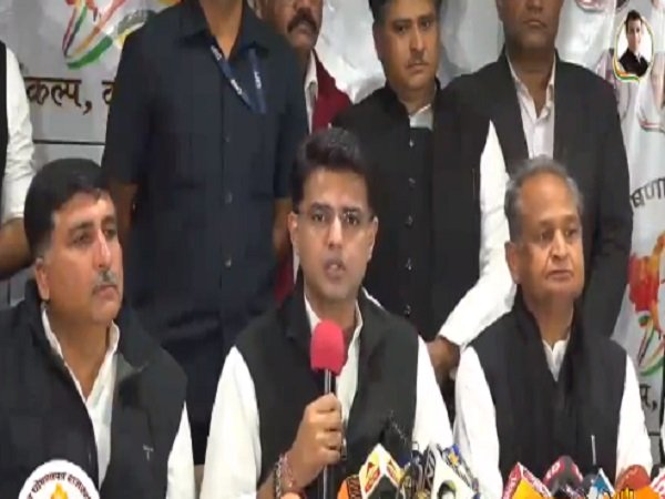 Rajasthan Congress Releases It S Manifesto Several Big Promises By Party