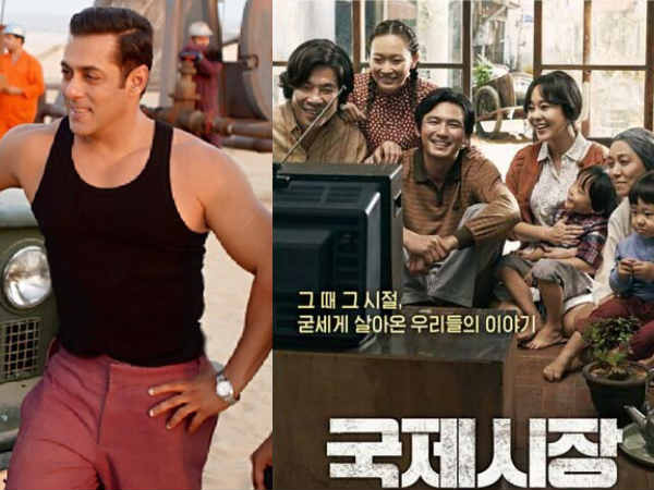 Salman Khan S Korean Drama Ode My Father Remake Bharat Has