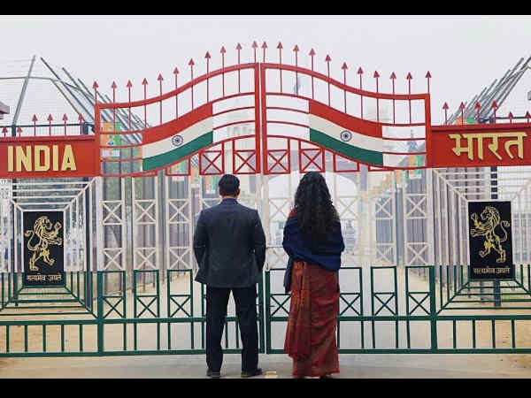 First Look Bharat Starring Salman Khan Katrina Kaif