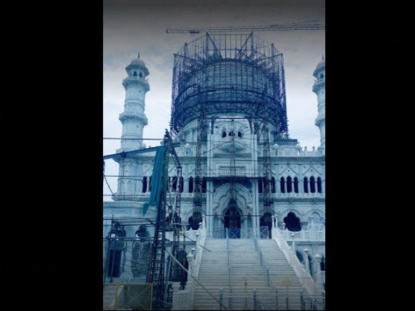 Radha Soami Soami Bagh Building Near Taj Mahal Agra