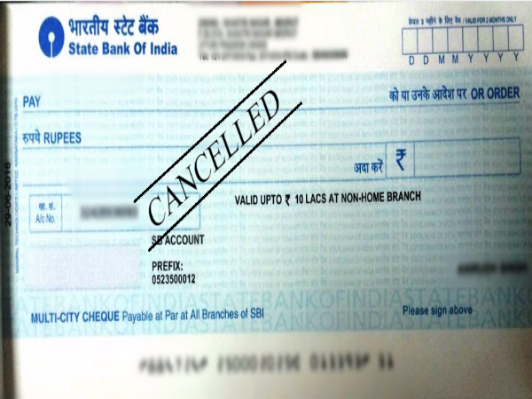 What Is Cancelled Cheque