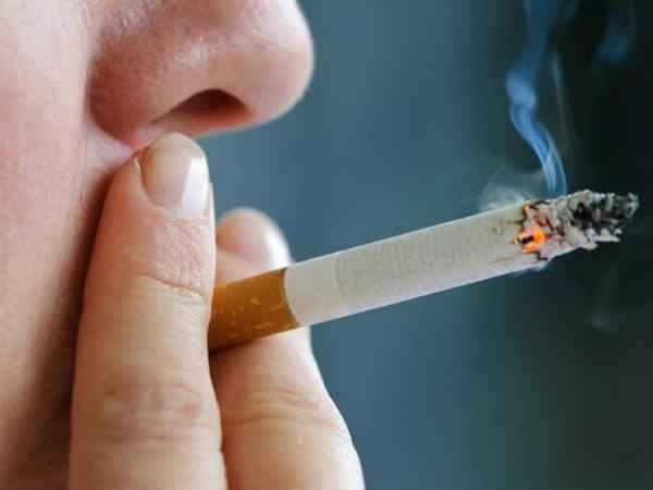 Cigarette Smoking Effect Smoker Son Fertility Sperm