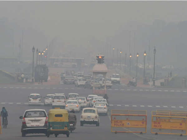Delhi 60 Per Cent People Suffering From Respiratory Disease Says Doctors