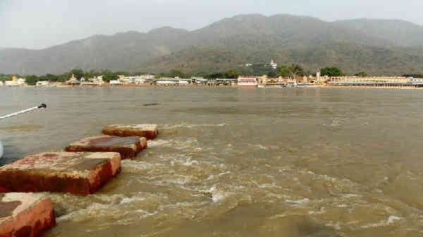 Cleaning Ganga River With The Help Space Technology
