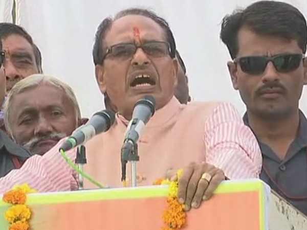 Shivraj Singh Chauhan Says Wo Pardesi Hain Satna Madhya Pradesh
