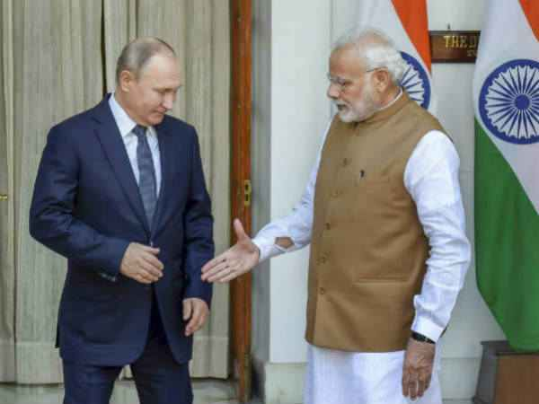 India Russia Sign 500 Million Navy Deal 2 Stealth Frigates