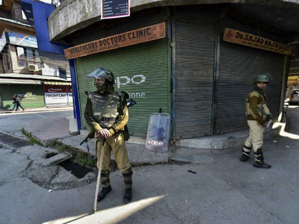 Jammu Kashmir Curfew Imposed In Kishtawar After The Killing Of Bjp Leader