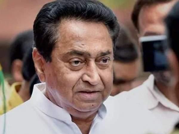 Madhya Pradesh Elections Congress Leader Kamalnath Warns Gov