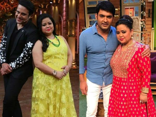The Kapil Sharma Show Bharti Singh Krushna Abhishek Entry