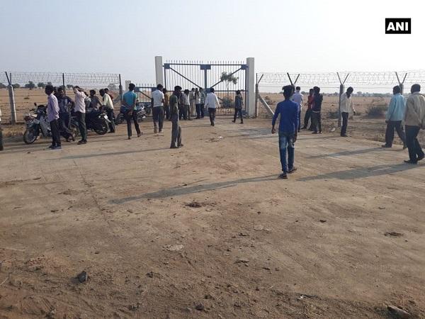 Wardha Army Depot Blast Several Injured