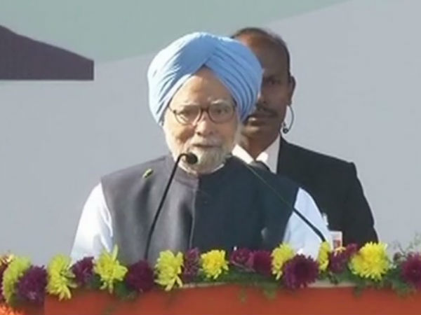 Manmohan Singh Advises Narendra Modi Exercise Due Restraint In His Speech