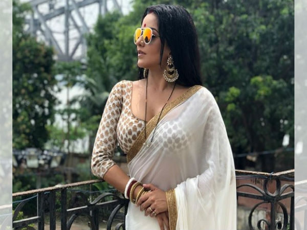 Bigg Boss Fame Monalisa Again Goes Bold Posted Hot Pic