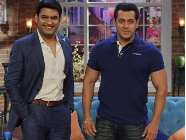 Salman Khan Produce Kapil Sharma S Show Shoot Begins December