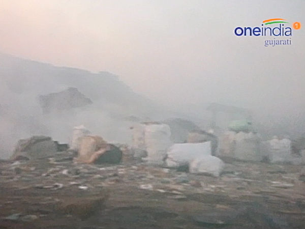 Pirana Dumping Site Ahmedabad Is Increasing Pollution