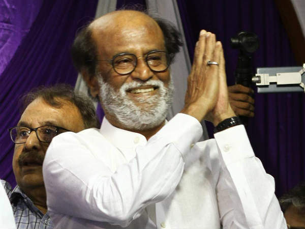 Rajinikanth Says If Opposition Parties Gang Up Against One P