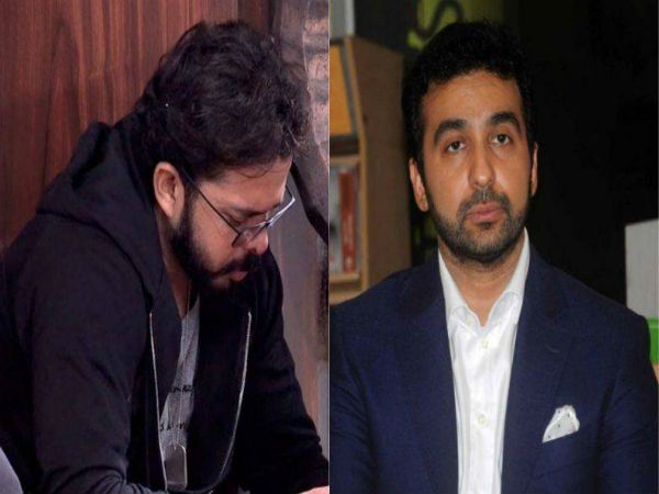 Have Look Raj Kundra Comments Epic On Sreesanth S Confession