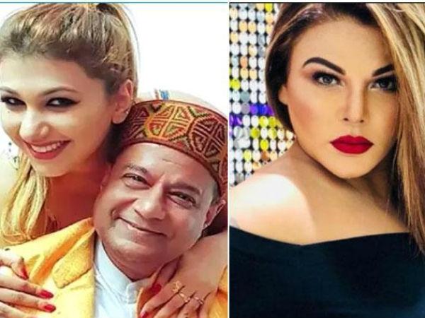 Bigg Boss 12 I Would Like Take Shower With Anup Jalota Ji Says Rakhi Sawant