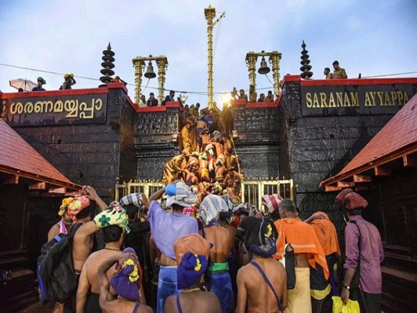 Sabarimala Witnessed Lean Pilgrim Inflow On The Fifth Day The Annual Pilgrim