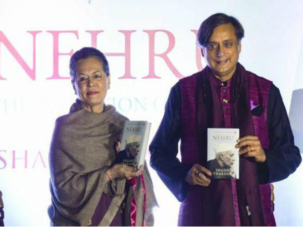 Shashi Tharoor Attacks Pm Modi While Book Launching Event