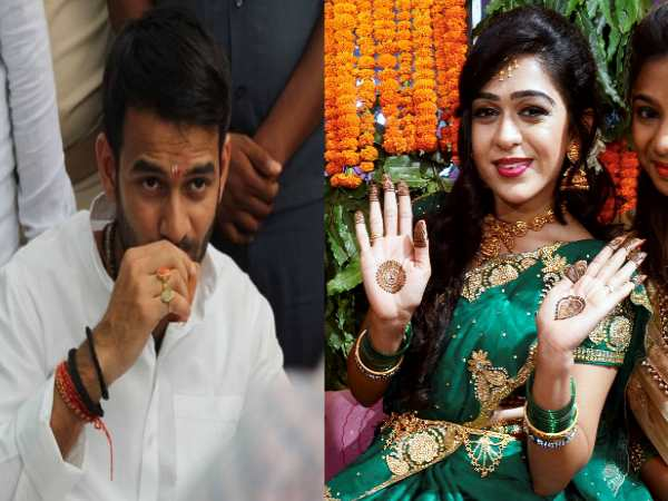 Tej Pratap Yadav Tweets Over His Divorce Issue