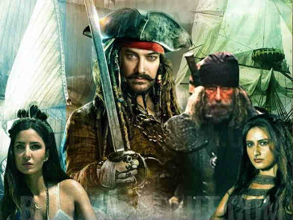 Thugs Hindostan Be Released Tomorrow Know 10 Interesting Facts About The Film
