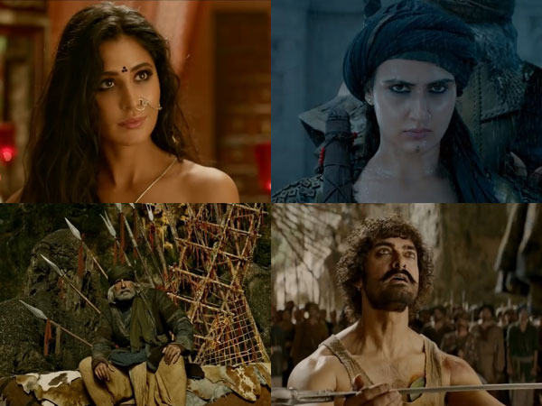 Aamir Khan Thugs Of Hindostan Advance Box Office Update