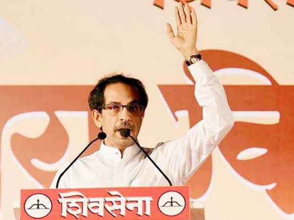 Shiv Sena Says Renaming Up Cities Lollipop From Bjp Lure Voters
