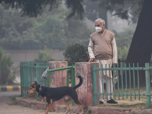 Air Pollution Has Reduced The Life Expectancy Delhi Resident