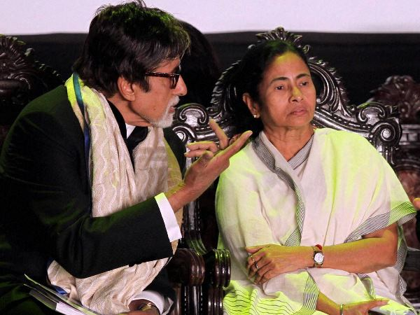 Amitabh Bachchan Pleads Mamata Banerjee Not Call Him Again O