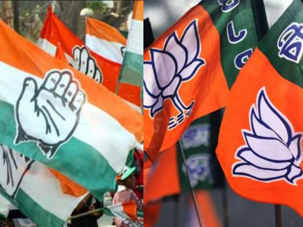 Satta Market Sees Congress Wins Rajasthan Bjp Struggling Mp Chhattisgarh